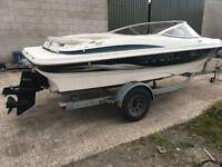 Maxim 1800 Boat 3.0L Mercruiser Speedboat (Reduced from £6150)