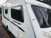 Swift Challenger 480 2 Berth Caravan 2010
