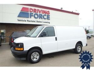 2017 Chevrolet Express 2500 Cargo Van, 3.42 Ratio, Vortec 6.0L