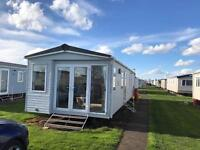 For sale on a haven park in Mablethorpe