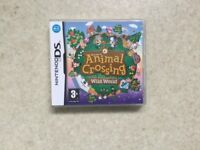 Nintendo DS Animal Crossing Wild World, as new condition