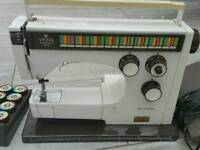 Sewing maschine from Sweden