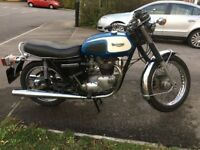 Triumph T140. 1976. 15500 miles. All original. Consider exchange Harley Davidson