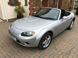 Mazda MX5 2.0 Convertible - very low mileage