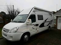Iveco daily race passion camper motorhome race mx home