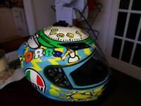Agv k3 rossi helmet