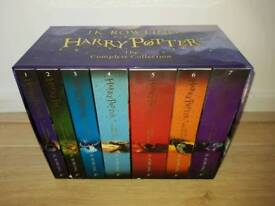 Harry Potter The Complete Collection ( 1-7 ) SOLD PENDING COLLECION.