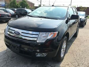 2009 Ford Edge SEL ,PANORAMIC ROOF,ALLOY RIMS,BACK UP SENSORS,