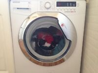 Washing machine 9kg 1600 spin A+++. Perfect working condition.