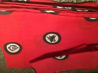 NHL Panels, Valance & Tie Backs