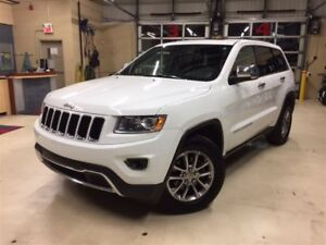 2014 Jeep Grand Cherokee LIMITED+TOIT+CUIR+HITCH+DÉMARREUR