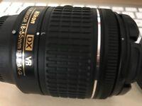nikon AF-P 18-55 DX VR 3.5-5.6 G lens