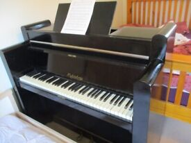 Schonberg compact art deco 73-note upright piano all modern action