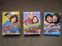 Roseanne DVD's