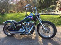 Harley Davidson chopper bobber Superglide Custom P/X poss