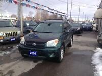 2004 Toyota RAV4 4WD - Certified! Etested!