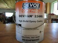 Industrial Concrete/Metal Epoxy Paint