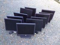 "Joblot 11 X Dell 19"" PC Monitors"