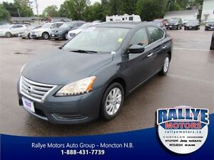 2013 Nissan Sentra S! Power Options! Trade-In! Save!