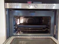 Siemens microwave/oven