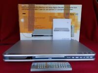 Elta 8918. DVD and CD player/ recorder.