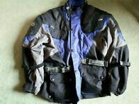 Armoured Motorcycle jacket