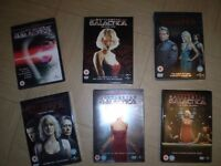 Variety of dvd's for sale and books