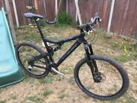 Intense 5.5 FRO full sus enduro freeride xc mountain bike bicycle