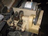 Curtis Key cutting machine , Serviced by Curtis new cutting wheel ready to work not been used .