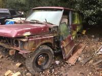4 door Range Rover classic