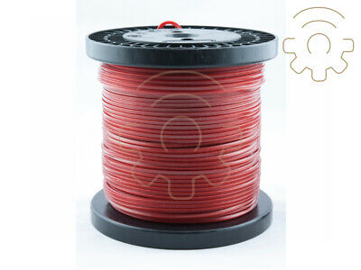 100 MT Wire Nylon Alumade Red IN Coil For Trimmer Section Quadrat