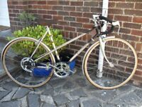 RALEIGH MEDALE LADY'S VINTAGE RACER - EXCELLENT CONDITION - TOTALLY ORIGINAL - NO RUST