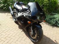 1997 Kawasaki ZX7R-P2 Sports Bike