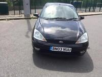 Very lovely automatic Ford Focus 2003