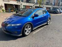Honda Civic 1.8 I-VEC type s GT years MOT! Like focus A3 polo