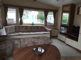 2013 ABI 2 bed Vista Platinum, Blackpool, inc fees