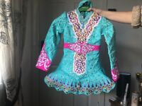 IRISH DANCING DRESS