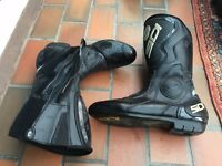 Sidi Men's Motorcycle Boots.