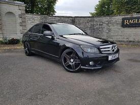 Mercedes C220 SPORT! AUTOMATIC *TOP SPEC* LOW MILEAGE/FULL SERV HIST!Not replica,BMW,AUDI,VOLKSWAGEN