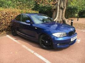 123D BMW 1 Series Coupe TwinTurbo Power