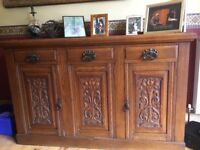 1930s style sideboard