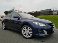 Sep 2009 Mazda 6 2.0 Tamura 150bhp! Great Spec! Only 39000 Miles!! Car As New!! Must Be Seen! FSH!