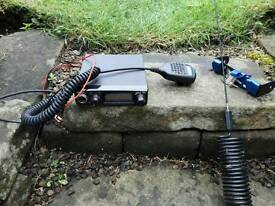 Moonraker compact cb radio