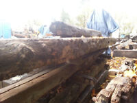 Largest stock of reclaimed oak beams in the UK