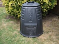 Compost Bin Ecomax with Door