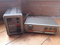 Quad 33-303 stereo power amplifier