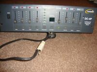 TRANSCENSION Show Control DC-4P 4 channel Dimming Pack