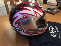 Arai Condor Helmet size Large 59-60