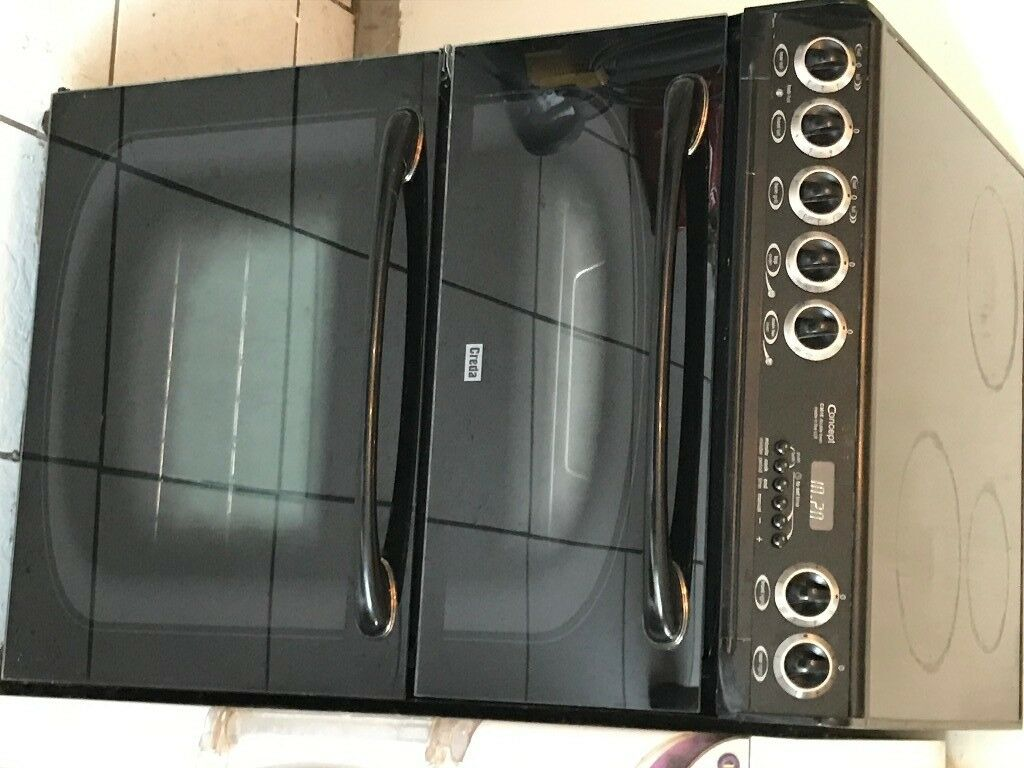 Concept Electric Double Oven Cooker