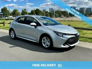 2018 Toyota Corolla Mzea12R Ascent Sport Silver Continuous Variable Hatchback